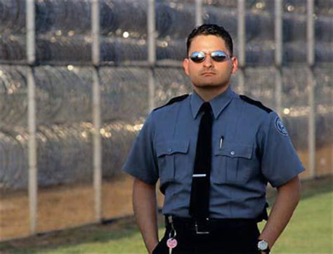How To Be A Correctional Officer by Correctional Officer Description