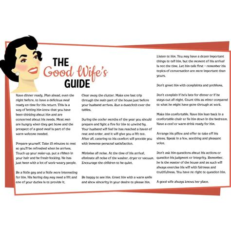 good housewife guide good wife guide next day delivery available