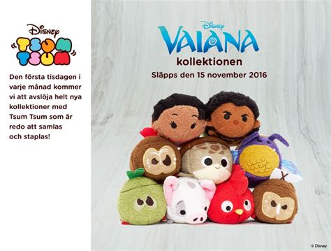 Cp White Big Tsum new moana tsum tsum collection to be released in europe