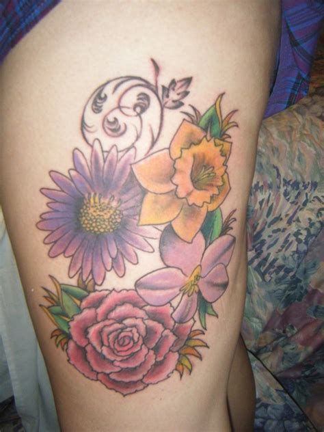 flowers tattoo picture at checkoutmyink com