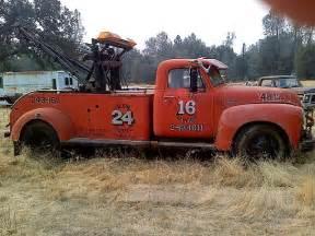 Chevrolet Tow Truck 1948 Chevrolet Tow Truck For Sale Redding California