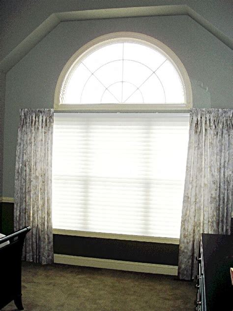 Arched Windows Pictures Arched Window Treatment Living Room