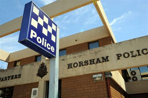 vehicle stolen from horsham city oval the wimmera mail times