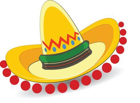 sombrero clip free clipart of a mexican sombrero