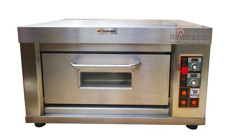 Mesin Oven Roti jual mesin oven roti gas 1 loyang mks rs11 di bandung
