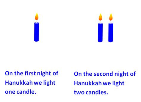 How To Light Hanukkah Candles by Printable Hanukkah Books And Read Along