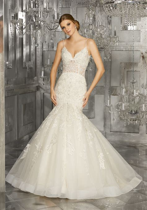 Wedding Dress by Mihailia Wedding Dress Style 8176 Morilee