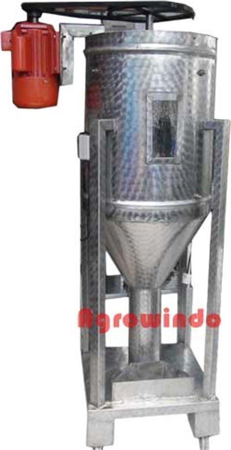 Tepung Pakan Ternak mesin mixer adonan kering vertikal pakan ternak mesin