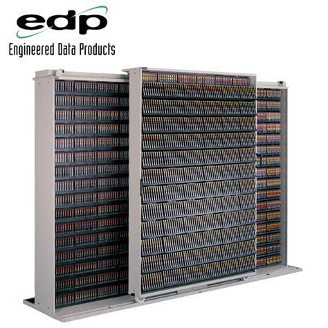 lto tape media storage cabinet lto media tape storage solutions edp europe