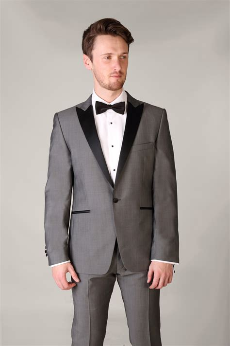 grey tuxedo 3 suit tom murphy s formal and menswear