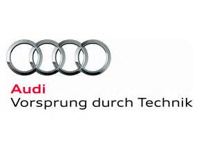 Audi Official Logo Which Audi Slogan Best Captures The Brand