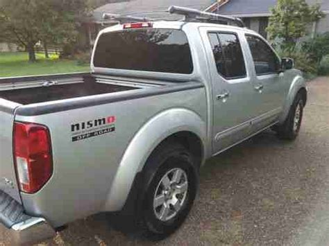 sell used 2006 nissan frontier nismo in memphis tennessee united states buy used 2006 nissan frontier nismo off road crew cab pickup 4 door 4 0l in franklin tennessee