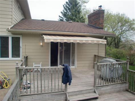 retractable awnings for decks motorized retractable awnings standard home ideas