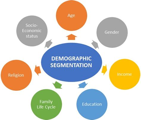 Mba Target Market Demographics by Demographic Segmentation Definition Marketing Dictionary