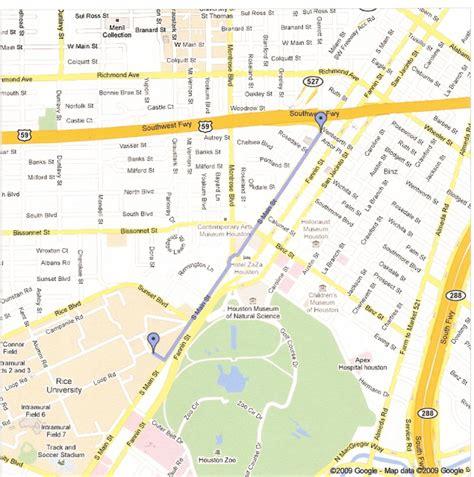 houston latitude map the houston sundial trail