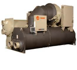 centrifugal chillers water cooled chillers trane