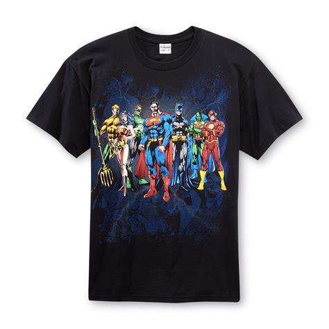 T Shirt Justice League Dc Justice League 28 dc comics justice league s graphic t shirt