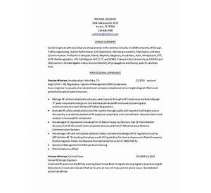 systems engineer resume sample three engineer resume - Rf Systems Engineer Sample Resume