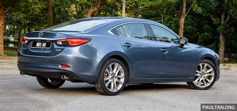 mazda skyactive diesel driven mazda 6 2 2l skyactiv d what to expect from the