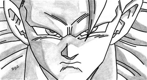 imagenes para dibujar a lapiz de goku dibujos y caricaturizacion a la carta son goku mi dibujo