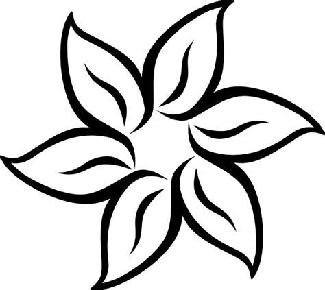 decorative flower clip art  clkercom vector clip art