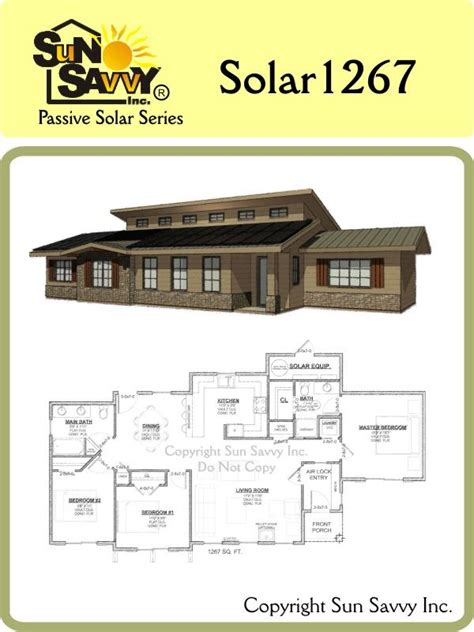 passive solar small house plans i think there are some better floorplans for us but i like