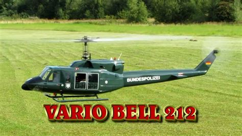 Bell Vario vario bell 212