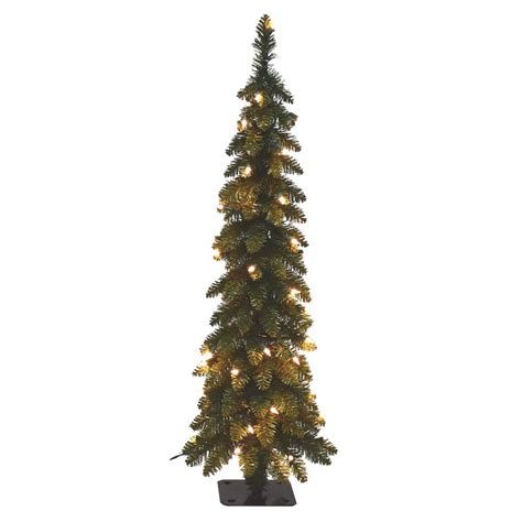 led smart tech lighting tree ge 7 5 ft pre lit led energy smart just cut colorado