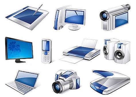 consumer electronics products information