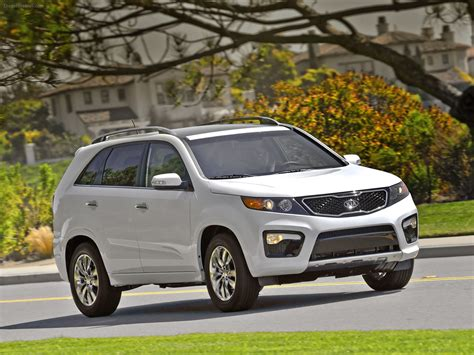 Kia Sorento 2013 Pictures Kia Sorento 2013 Car Wallpapers 20 Of 46 Diesel