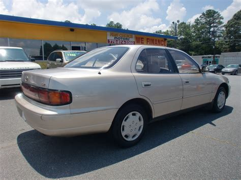 toyota website 1994 toyota camry coupe se related infomation