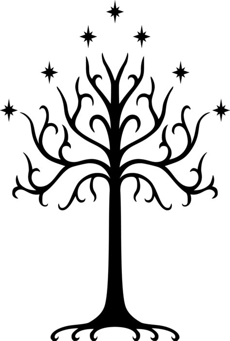 symbolism of a tree white tree of gondor symbol by drdraze on deviantart