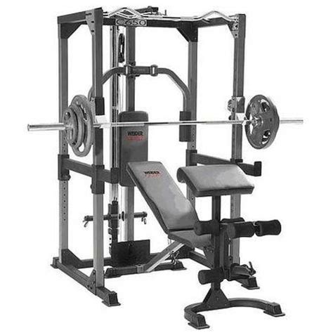 weider club c670 home espotted
