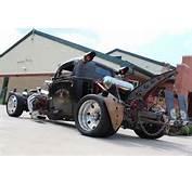 Rat Rod Tow Truck 454ci Auto 4 Wheel Disk SHOW WINNER Hot