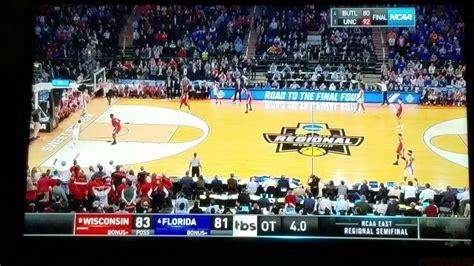 Wisconsin Vs Florida Mba by Florida Guard Chiozza Hits A Winning 3 To Beat