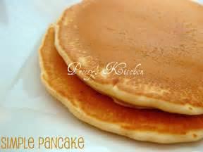 preety s kitchen simple pancake recipe