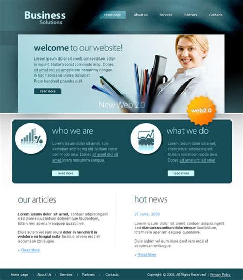website templates for group of companies business trade web template 3647 clean corporate