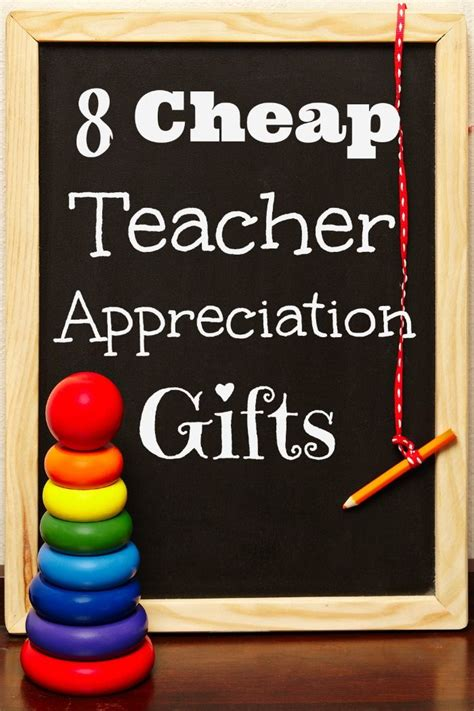 7 Great Gifts For Teachers by Inexpensive Gift Ideas For Appreciation