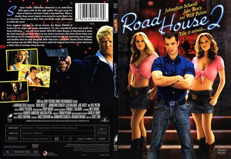 Jaquette Dvd De Road House 2 Slim Cin 233 Ma Passion