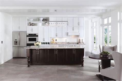 aristokraft cabinetry winstead maple white paint