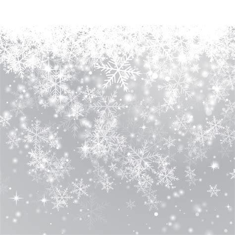 Snowflake Background Free Vector Snowflakes Background Free