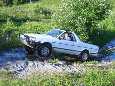 1986 subaru brat lifted bratman86 1986 subaru brat s photo gallery at cardomain
