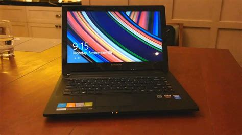 Laptop Lenovo G40 30 September lenovo c260 h500s and g40