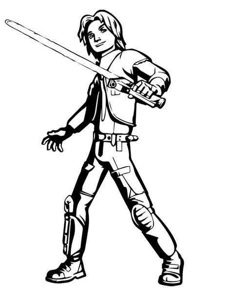 Coloriage et dessins de Star Wars + coloriage Star Wars