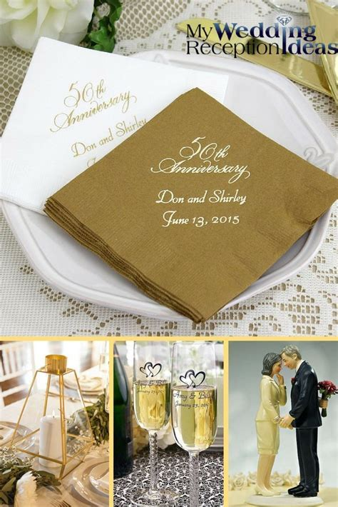 67 best 50th Anniversary Party Ideas images on Pinterest