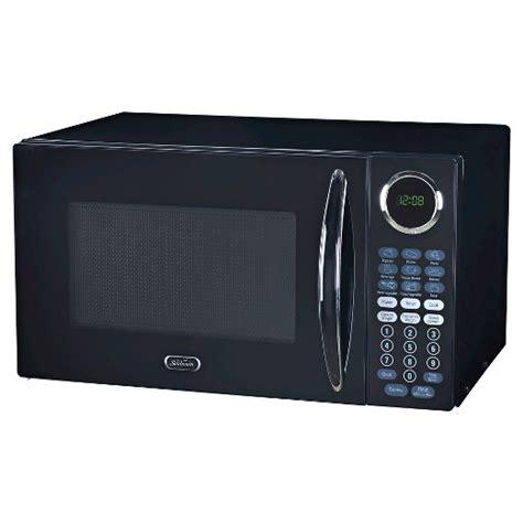sunbeam 174 0 9cu ft 900 watt microwave oven black sgb8901 target