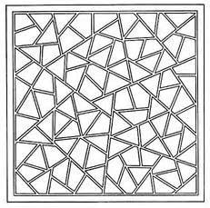 design pattern rules shape grammars of ice ray chinese lattice designs type