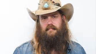 country singer with hair chris stapleton country s breakout star talks big year