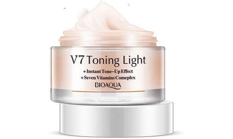 Bioaqua V7 Toning Light bioaqua v7 toning light groupon goods