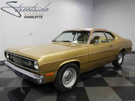 1972 plymouth duster for sale classiccars cc 977744